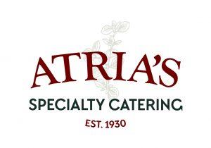 Atria's Speciality Catering Logo