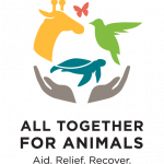 All together for animals logo