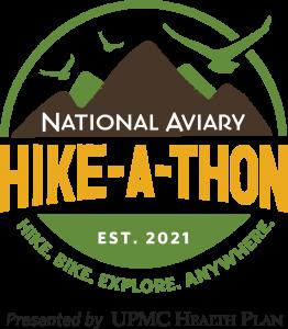 National Aviary Hike-A-Thon logo